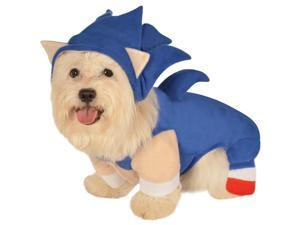 Sonic The Hedgehog Dog Costume - Sonic Costumes