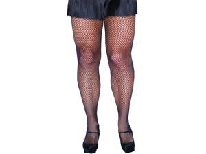 Black Plus Size Fishnet Stockings - Stockings, Tights, and Pantyhose