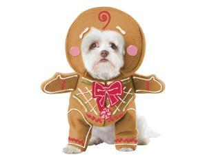 Gingerbread Pup Dog Costume - Christmas Costumes