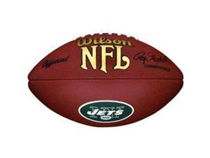 Wilson New York Jets Composite Football
