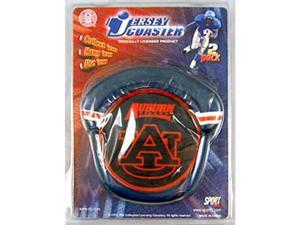 Auburn Tigers Jersey Coaster Set
