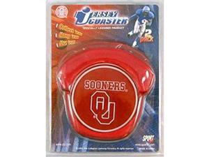 Oklahoma Sooners Jersey Coaster Set