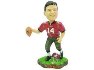 Tampa Bay Buccaneers Brad Johnson Game Worn Forever Collectibles Bobble Head