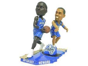 Orlando Magic McGrady & Howard Forever Collectibles Bobble Mates