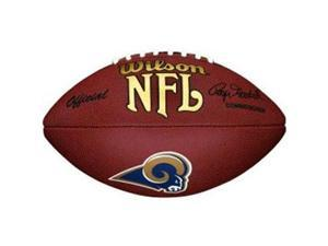 Wilson St. Louis Rams Composite Football