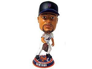New York Mets Official MLB Johan Santana Phathead Bobble Head by Forever Collectibles 749209