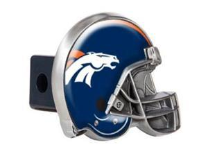 Denver Broncos - Metal Helmet Trailer Hitch Cover