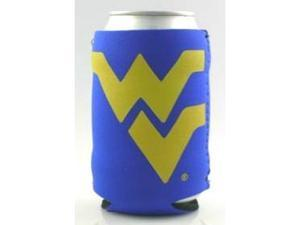 West Virginia Mountaineers Official NCAA  Insulated Coozie Can Cooler by Kolder