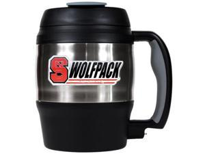 North Carolina State Wolfpack - NCAA 52oz. Stainless Steel Macho Travel Mug with