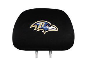 Team ProMark Baltimore Ravens NFL Head Rest Covers