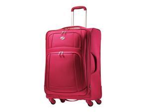 """American Tourister iLite Supreme 25"""" Expandable Spinner Luggage Upright"""