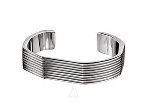 Calvin Klein Jewelry Geometric Women's  Bracelet KJ59AB01020S