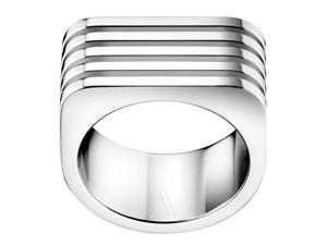 Calvin Klein Jewelry Fractal Women's  Ring KJ39CR010607