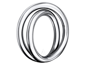 Calvin Klein Jewelry Continue Women's  Ring KJ0EMR000108