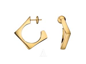 Calvin Klein Jewelry Slant Women's  Earring KJ53BE020100