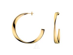 Calvin Klein Jewelry Curl Women's  Earring KJ86AE020100