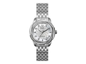 Bulova Precisionist Brightwater Women's Quartz Watch 96P125