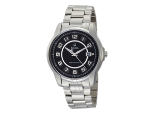Bulova Precisionist Claremont Men's Quartz Watch 96B129