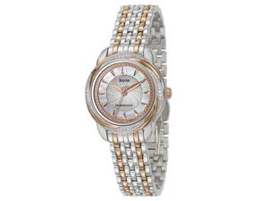 Bulova Precisionist Brightwater Women's Quartz Watch 98R153