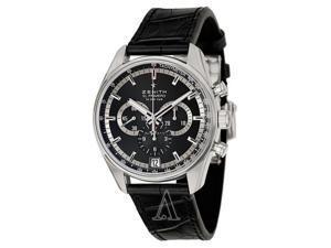 Zenith El Primero 36'000 VPH Men's Automatic Watch 03-2040-400-21-C496