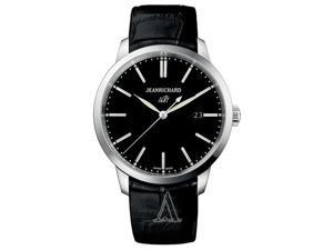 JeanRichard 1681 Ronde Central Second Men's Automatic Watch 60300-11-631-AA6