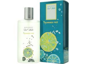 COOL WATER SUMMER FIZZ by Davidoff EDT SPRAY 4.2 OZ for MEN