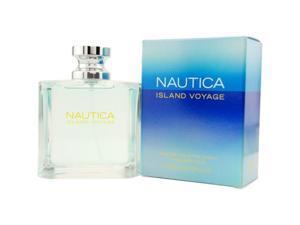 NAUTICA ISLAND VOYAGE by Nautica EDT SPRAY 3.4 OZ for MEN