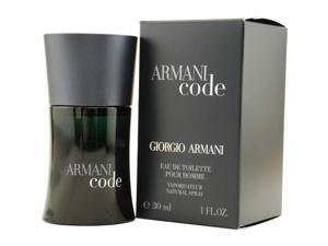 ARMANI CODE by Giorgio Armani EDT SPRAY 1 OZ for MEN