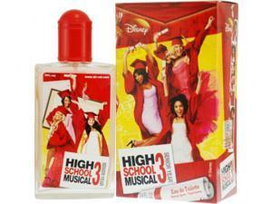 HIGH SCHOOL MUSICAL 3 by Disney EDT SPRAY 3.4 OZ (SENIOR YEAR) for WOMEN