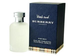 WEEKEND by Burberry EDT SPRAY 3.4 OZ for MEN