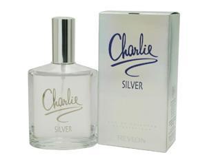 CHARLIE SILVER by Revlon EDT SPRAY 3.4 OZ for WOMEN