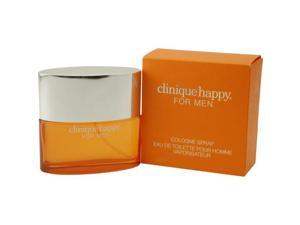 HAPPY by Clinique COLOGNE SPRAY 3.4 OZ for MEN