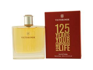 VICTORINOX 125 YEARS by Victorinox EDT SPRAY 3.4 OZ for MEN