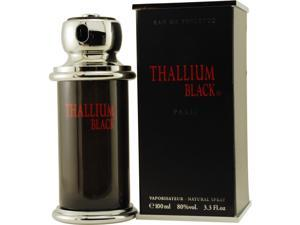 THALLIUM BLACK by Jacques Evard EDT SPRAY 3.3 OZ for MEN