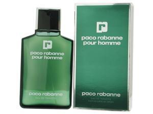 PACO RABANNE by Paco Rabanne EDT SPRAY 3.4 OZ for MEN
