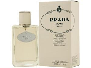 PRADA INFUSION D'HOMME by Prada EDT SPRAY 3.4 OZ for MEN