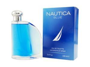 NAUTICA BLUE by Nautica EDT SPRAY 3.4 OZ for MEN