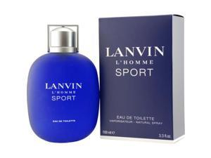 LANVIN L'HOMME SPORT by Lanvin EDT SPRAY 3.4 OZ for MEN