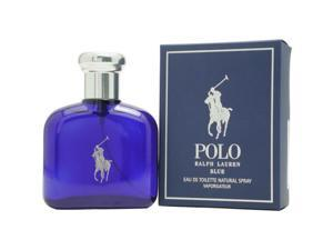 POLO BLUE by Ralph Lauren EDT SPRAY 2.5 OZ for MEN
