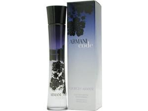 ARMANI CODE by Giorgio Armani EAU DE PARFUM SPRAY 2.5 OZ for WOMEN