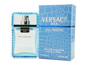 VERSACE MAN EAU FRAICHE by Gianni Versace EDT SPRAY 1 OZ for MEN