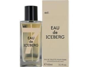 EAU DE ICEBERG by Iceberg EDT SPRAY 3.4 OZ for WOMEN