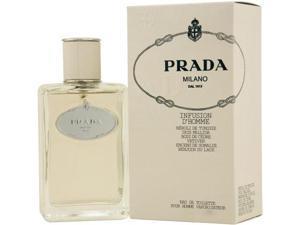 Prada Infusion D'Homme by Prada EDT Spray 6.7 Oz for Men