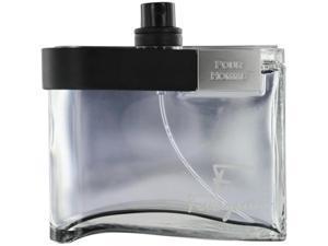 F By Ferragamo Pour Homme Black by Salvatore Ferragamo EDT Spray 3.4 Oz *Tester for Men