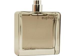 Euphoria Men by Calvin Klein 3.4 oz EDT Spray (Tester)