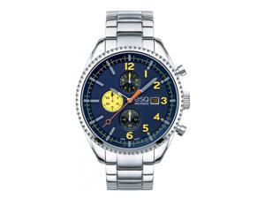 ESQ by Movado 07301446 Men's Catalyst Chronograph with Blue Dial Watch