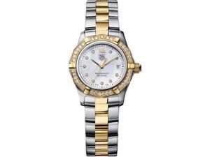 TAG HEUER AQUARACER 2000 LADIES WATCH WAF1450.BB0814