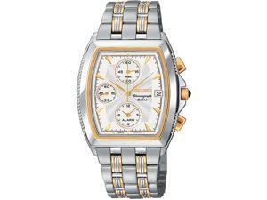 Seiko Men's Alarm Chronograph watch #SNA610