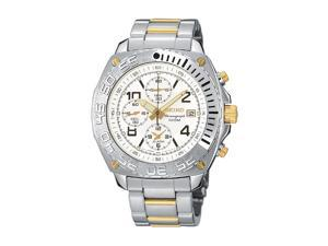 Seiko #SNA619 Men's Alarm Chronograph Watch