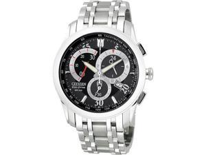 Citizen  Eco-Drive Calibre 5700 Black Dial Men's Watch AT1000-50